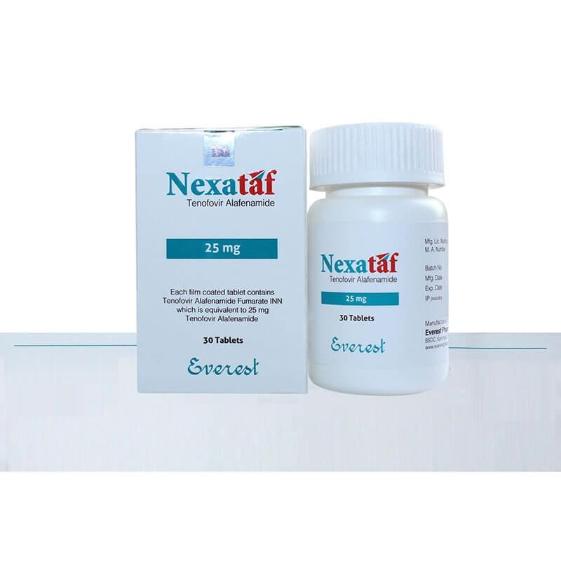 Nexataf 25mg