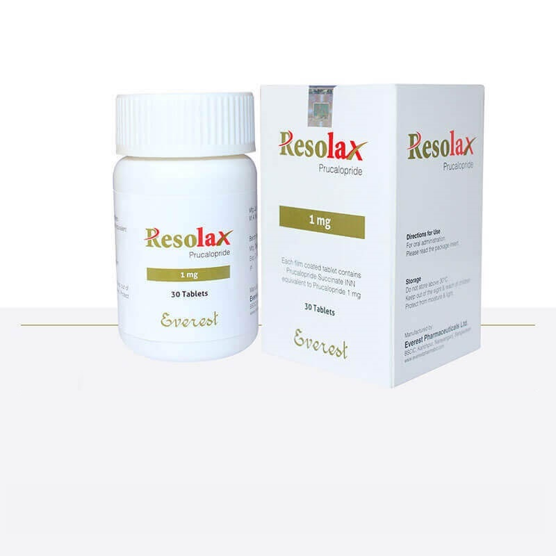 Resolax 1mg
